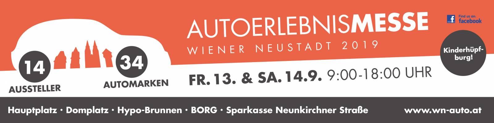 Autoerlebnismesse Wiener Neustadt